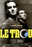 1960 Le Trou The Hole Movie Film Cinema Poster Art