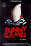 1997 Funny Games Movie Film Cinema Poster Art Advance Teaser Theatrical
