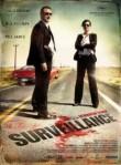 2008 Surveillance Movie Film Cinema Poster Art Advance Teaser Theatrical