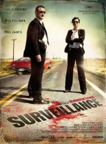 2008 Surveillance Movie Film Cinema Poster Art Advance Teaser Theatrical