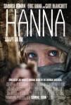 2011 Hanna Movie Film Cinema Poster Art