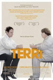2011 Terri Movie Film Cinema Poster Art Advance Teaser Theatrical