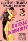 1944 Double Indemnity Movie Film Cinema Poster Art