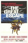 1963 The Great Escape Movie Film Cinema Poster Art