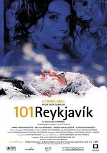 2000 101 Reykjavik Reykjavík Movie Film Cinema Poster Art Advance Teaser Theatrical
