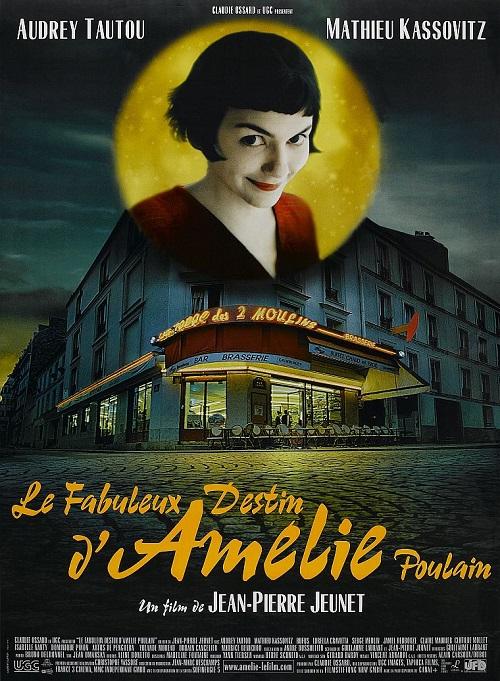 Amelie 2001 Wonderful Cinema