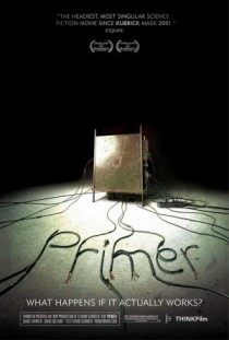 2004 Primer Movie Film Cinema Poster Art Advance Teaser Theatrical