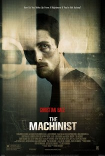 2004 The Machinist Movie Film Cinema Poster Art Advance Teaser Theatrical