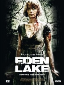 2008 Eden Lake Movie Film Cinema Poster Art Advance Teaser Theatrical