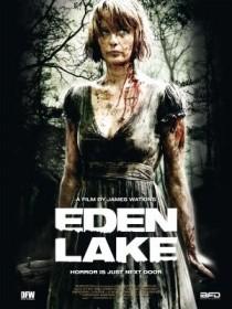2008 Eden Lake Movie Film Cinema Poster Art Advance Teaser Theatrical