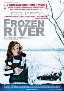 2008 Frozen River Movie Film Cinema Poster Art Advance Teaser Theatrical