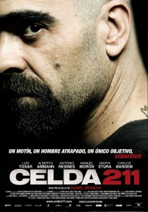 2009 Cell 211 Celda Movie Film Cinema Poster Art Advance Teaser Theatrical