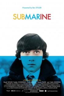 2010 Submarine Movie Film Cinema Poster Art Advance Teaser Theatrical