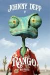 2011 Rango Movie Film Cinema Poster Art