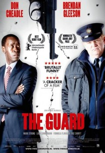2011 The Guard Movie Film Cinema Poster Art Advance Teaser Theatrical