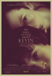 2011 We Need to Talk About Kevin Movie Film Cinema Poster Art Advance Teaser Theatrical