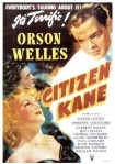 1941 Citizen Kane Movie Film Cinema Poster Art