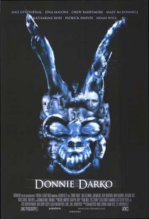 2001 Donnie Darko Movie Film Cinema Poster Art Advance Teaser Theatrical