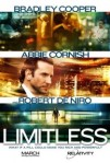 2011 Limitless Movie Film Cinema Poster Art