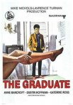 1967 The Graduate Movie Film Cinema Poster Art Advance Teaser Theatrical
