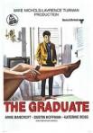 1967 The Graduate Movie Film Cinema Poster Art