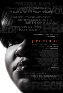 2009 Precious Movie Film Cinema Poster Art Advance Teaser Theatrical