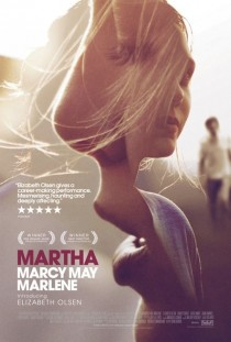 2011 Martha Marcy May Marlene Movie Film Cinema Poster Art Advance Teaser Theatrical