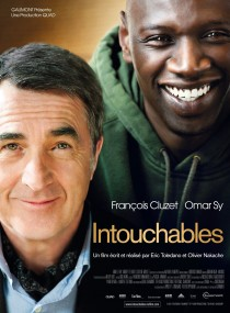 2011 The Intouchables Movie Film Cinema Poster Art Advance Teaser Theatrical