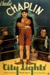 1931 City Lights Movie Film Cinema Poster Art