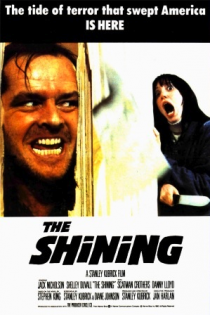 1980 The Shining Movie Film Cinema Poster Art Advance Teaser Theatrical