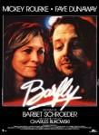 1987 Barfly Movie Film Cinema Poster Art