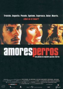 2000 Amores Perros Movie Film Cinema Poster Art Advance Teaser Theatrical