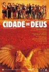 2002 City of God Cidade de Deus Movie Film Cinema Poster Art
