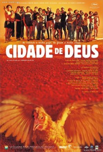 2002 City of God Cidade de Deus Movie Film Cinema Poster Art Advance Teaser Theatrical