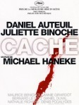 2005 Caché Hidden Movie Film Cinema Poster Art