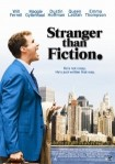 2006 Stranger Than Fiction Movie Film Cinema Poster Art