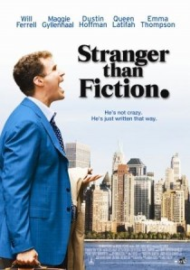 2006 Stranger Than Fiction Movie Film Cinema Poster Art Advance Teaser Theatrical