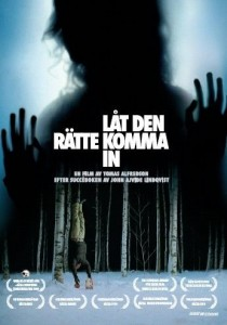 2008 Let the Right One In Låt den rätte komma lat ratte Movie Film Cinema Poster Art Advance Teaser Theatrical