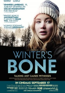 2010 Winter's Bone Movie Film Cinema Poster Art Advance Teaser Theatrical