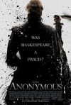 2011 Anonymous Movie Film Cinema Poster Art Advance Teaser Theatrical