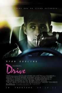 2011 Drive Movie Film Cinema Poster Art Advance Teaser Theatrical