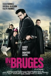 2008 In Bruges Movie Film Cinema Poster Art Advance Teaser Theatrical