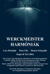 2000 Werckmeister Harmonies Harmóniák Harmoniak Movie Film Cinema Poster Art