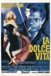 1960 La Dolce Vita Movie Film Cinema Poster Art