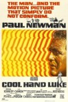 1967 Cool Hand Luke Movie Film Cinema Poster Art