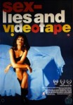 1989 Sex Lies and Videotape Movie Film Cinema Poster Art