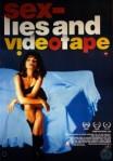 1989 Sex Lies and Videotape Movie Film Cinema Poster Art