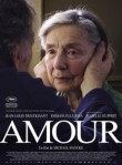 2012 Amour Movie Film Cinema Poster Art