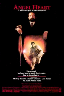 1987 Angel Heart Movie Film Cinema Theatrical Poster Art