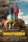 Original Large Theatrical Movie Poster Art 2012 Sightseers Cinema Film